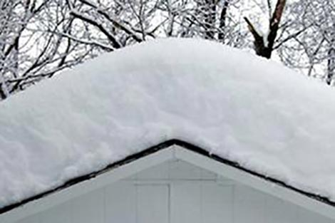Gutter Snow & Ice Removal Services